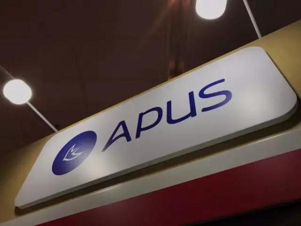 APUS Google开发者大会展位