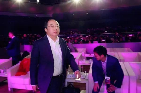 李涛出席独角兽大会